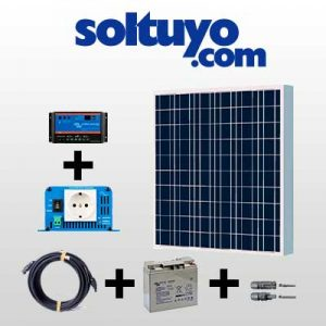Kit Solar 180W