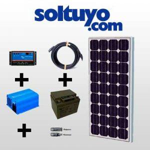 Kit Solar 350W