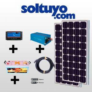 Kit Solar 800W