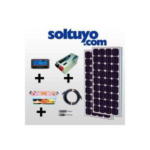 Kit Solar 1200W