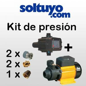 Kit de presión ACS